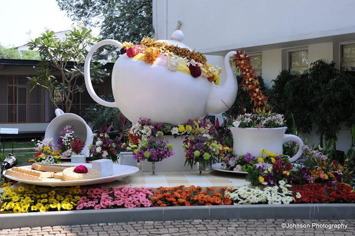 The Teapot Garden