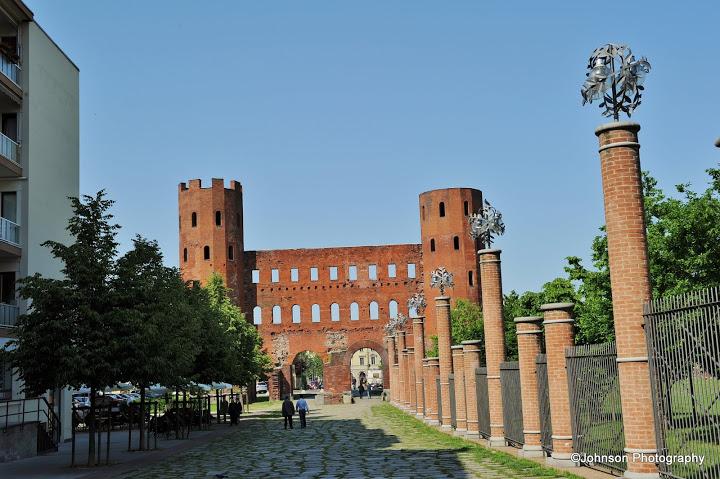 The Palatine Gate