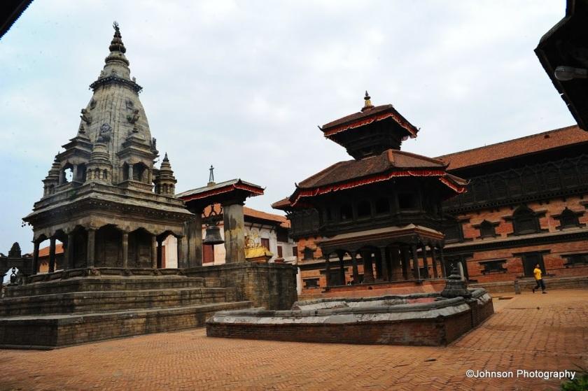 Bhaktapur Durbar Square - Vatsala Devi Temple