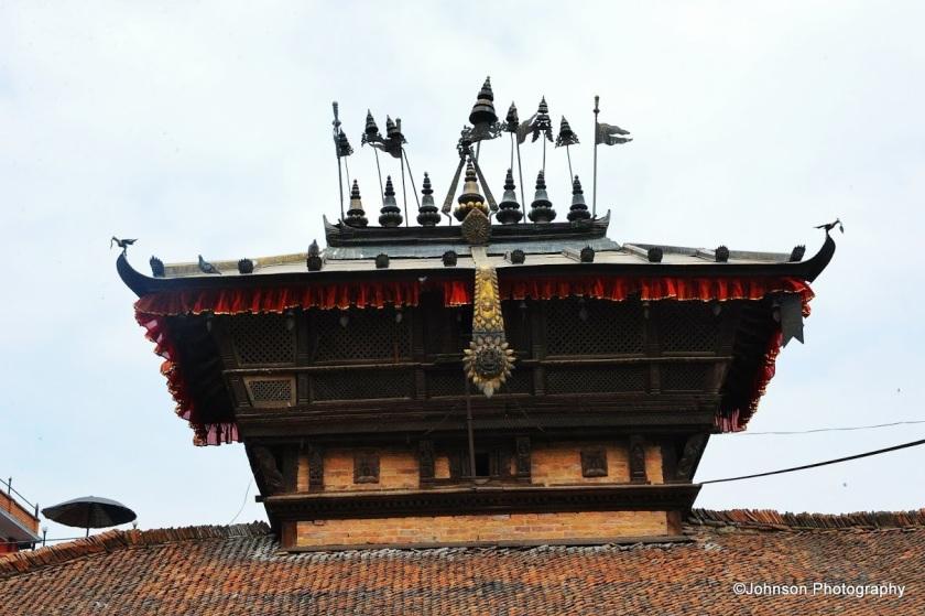 Bhaktapur Durbar Square - Bhairabnath Temple, details