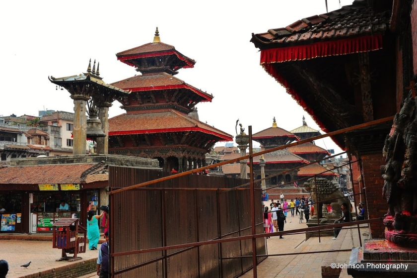 Patan Durbar Square - The big Taleju Bell