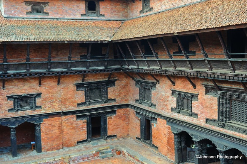 Around Patan Durbar Square