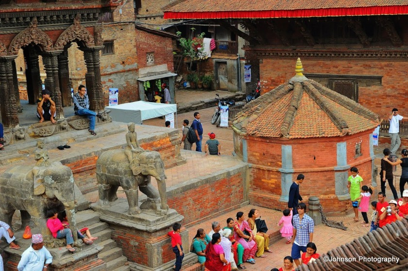 Patan Durbar Square - Another view