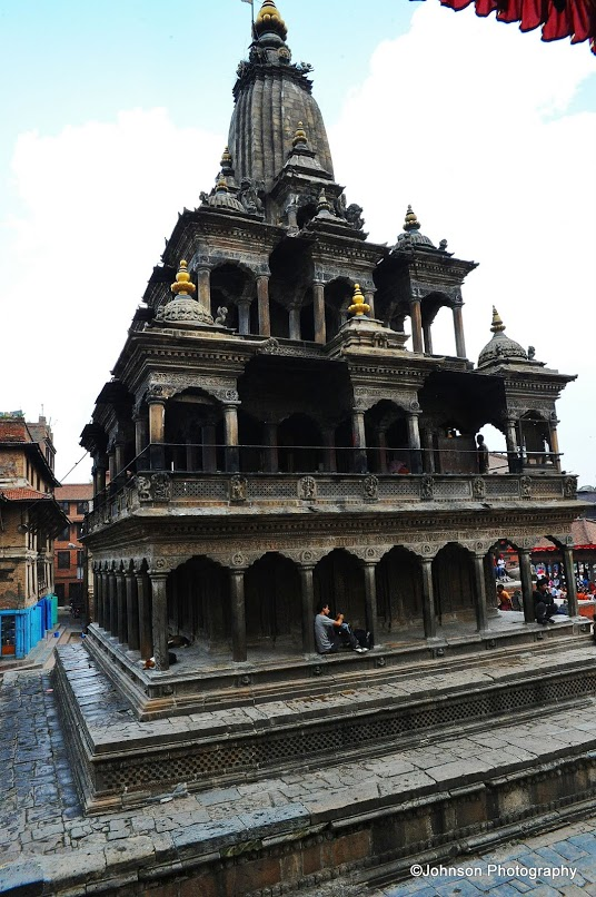 Patan Durbar Square - The Krishna Temple