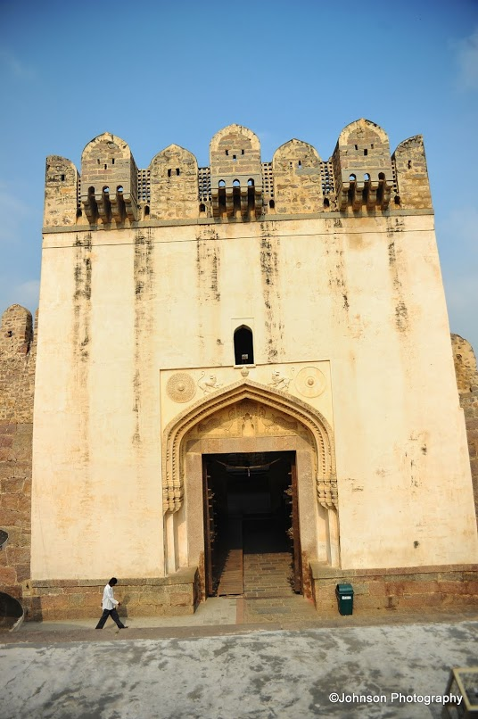 The Fateh Darwaza