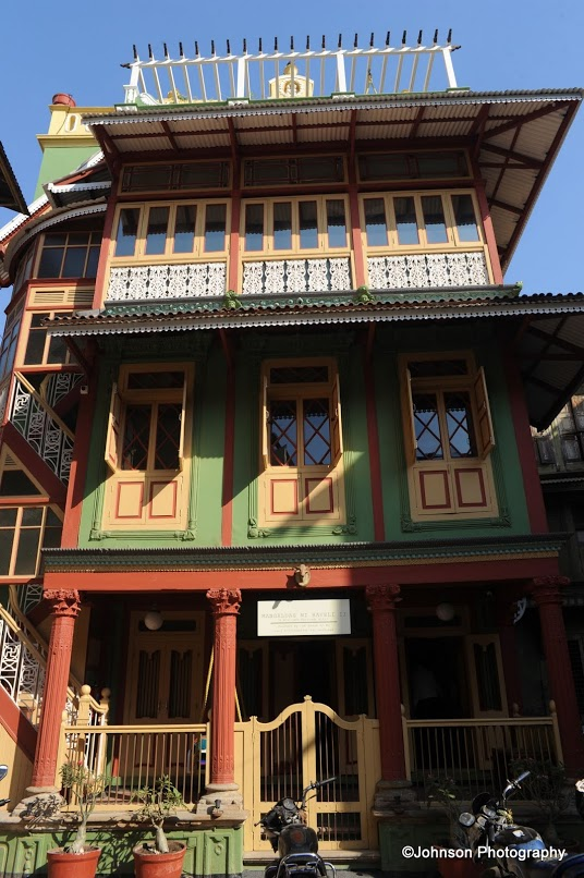 Another haveli which is renovated to be a hotel
