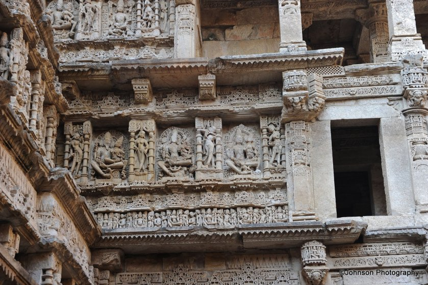 Detailed carvings