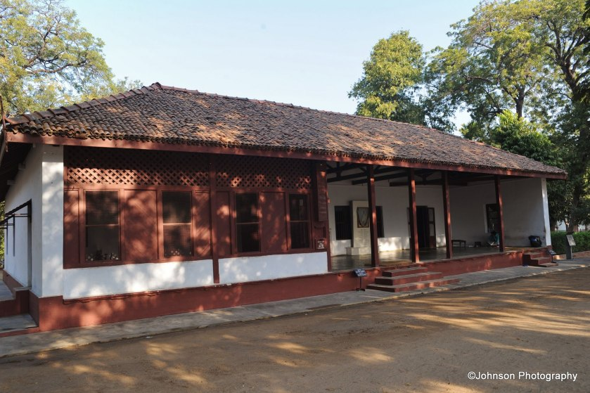 """Hriday Kunj"", Gandhiji's own cottage"